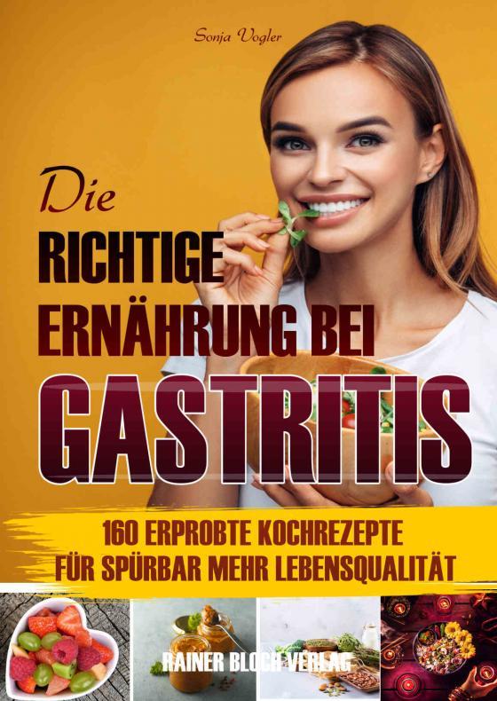 Cover-Bild Die richtige Ernährung bei Gastritis