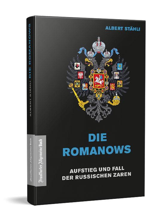 Cover-Bild Die Romanows