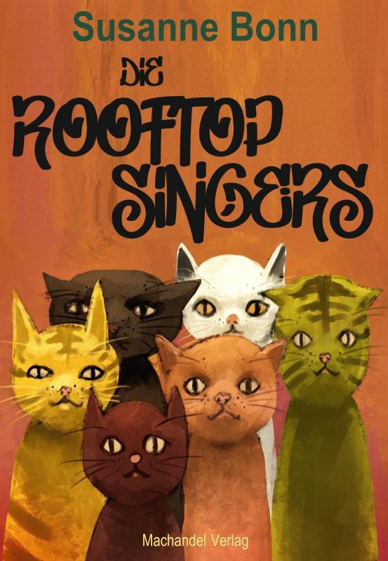 Cover-Bild Die Rooftop-Singers