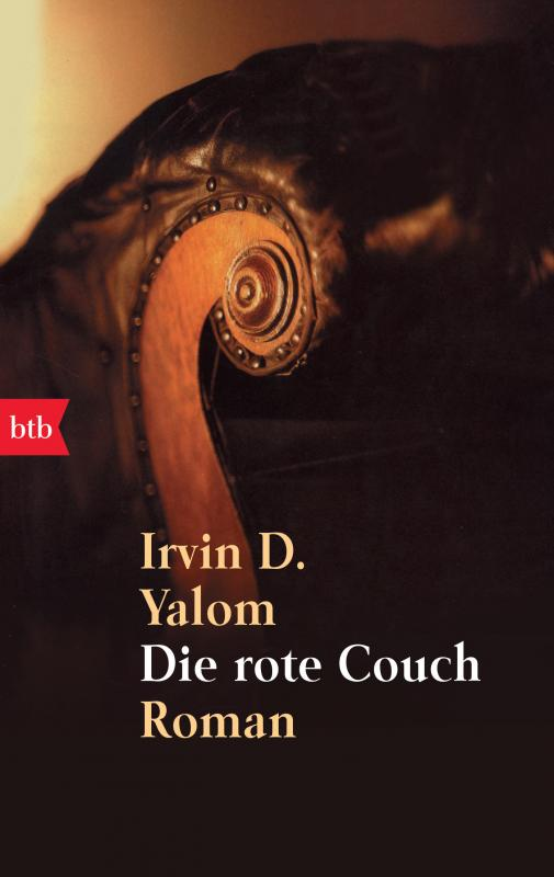 Cover-Bild Die rote Couch