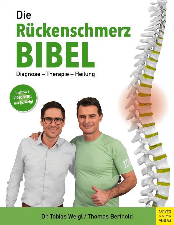 Cover-Bild Die Rückenschmerz-Bibel