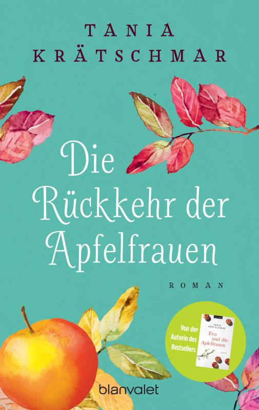 Cover-Bild Die Rückkehr der Apfelfrauen