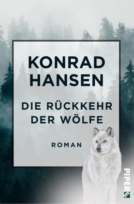 Cover-Bild Die Rückkehr der Wölfe