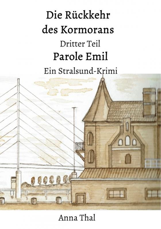"""Cover-Bild Die Rückkehr des Kormorans / """"Die Rückkehr des Kormorans"""""""