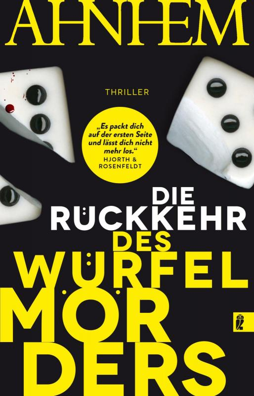 Cover-Bild Die Rückkehr des Würfelmörders