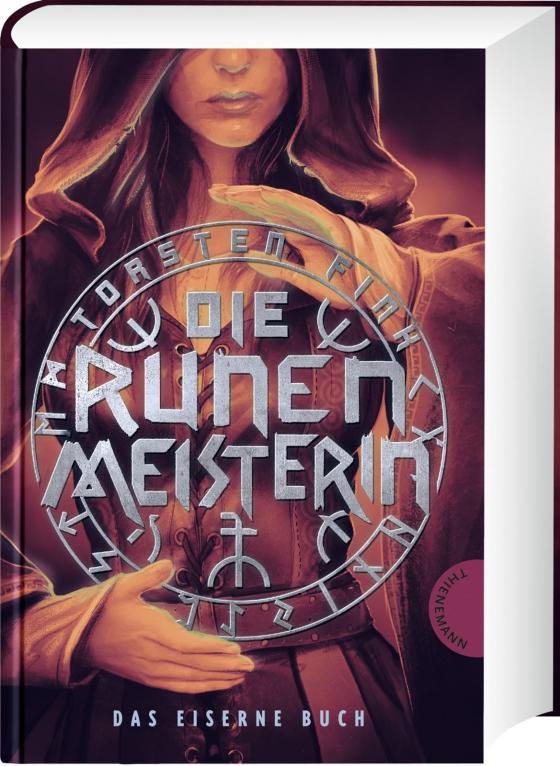 Cover-Bild Die Runenmeisterin
