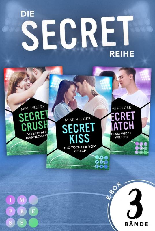 Cover-Bild Die Sammelausgabe aller Bände der romantischen Sports-Romance-Serie! (Secret-Reihe)