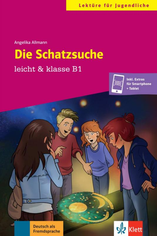 Cover-Bild Die Schatzsuche