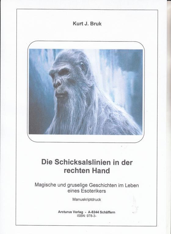 Cover-Bild Die Schicksalslinien in der rechten Hand
