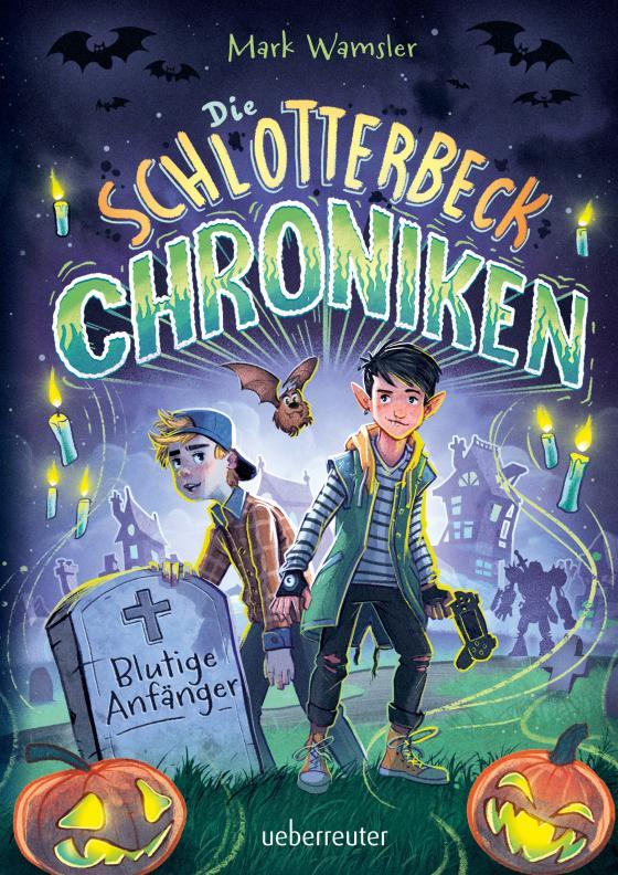 Cover-Bild Die Schlotterbeck-Chroniken