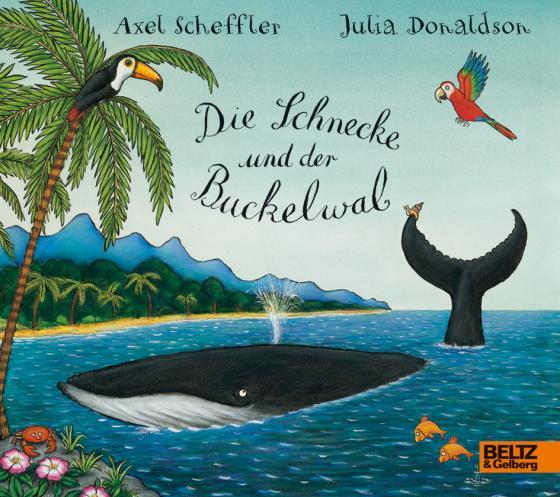 Cover-Bild Die Schnecke und der Buckelwal