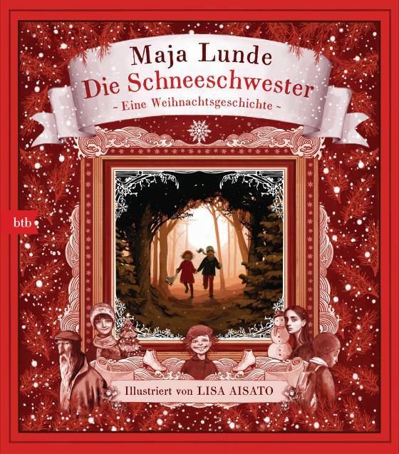 Cover-Bild Die Schneeschwester
