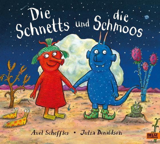 Cover-Bild Die Schnetts und die Schmoos