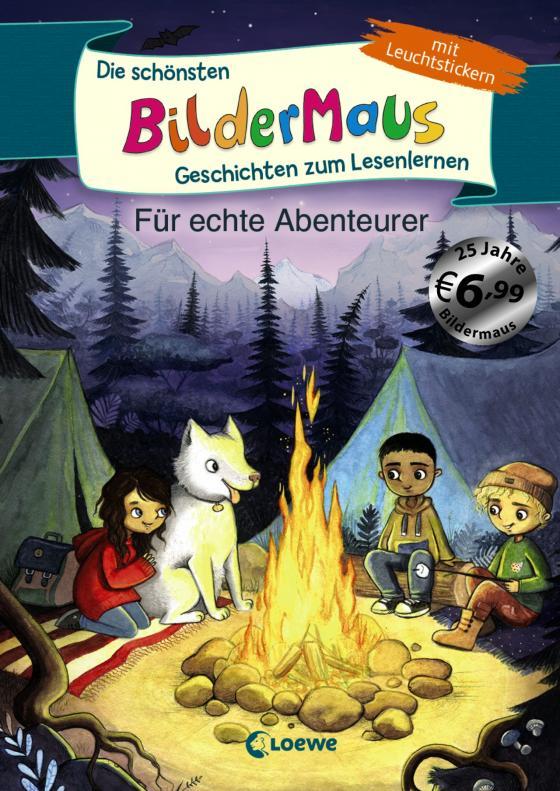 Cover-Bild Die schönsten Bildermaus-Geschichten zum Lesenlernen für echte Abenteurer