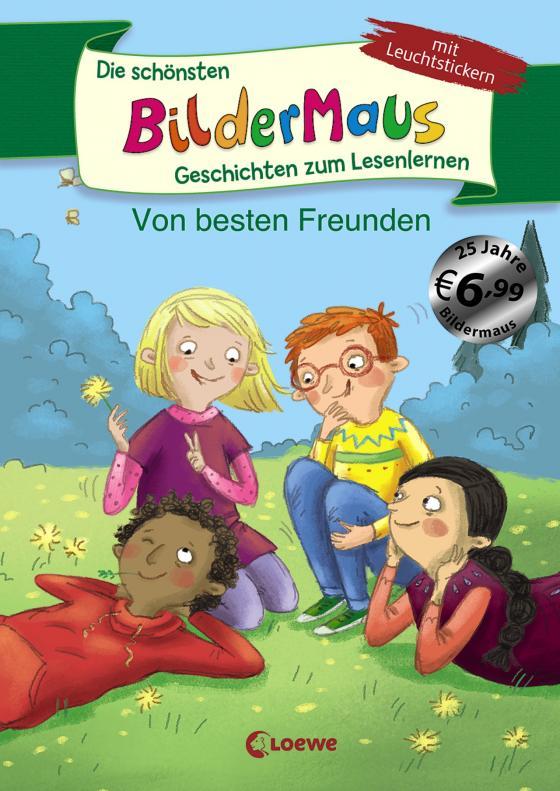 Cover-Bild Die schönsten Bildermaus-Geschichten zum Lesenlernen von besten Freunden