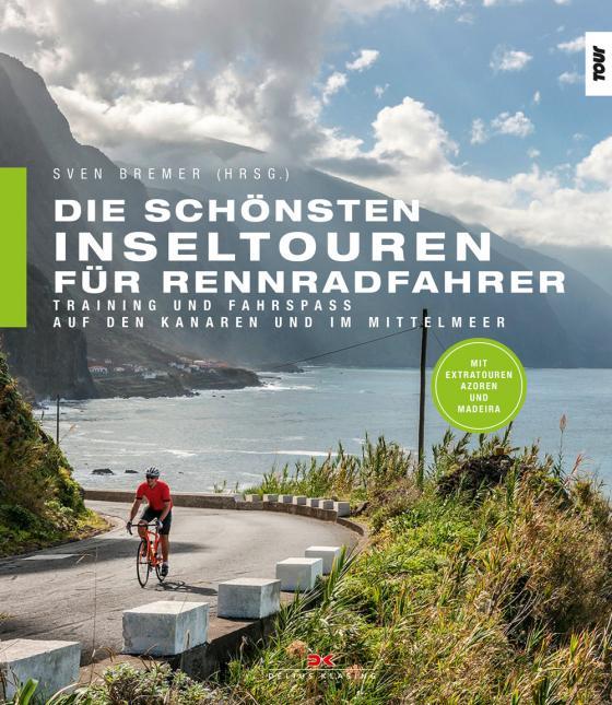 Cover-Bild Die schönsten Inseltouren für Rennradfahrer