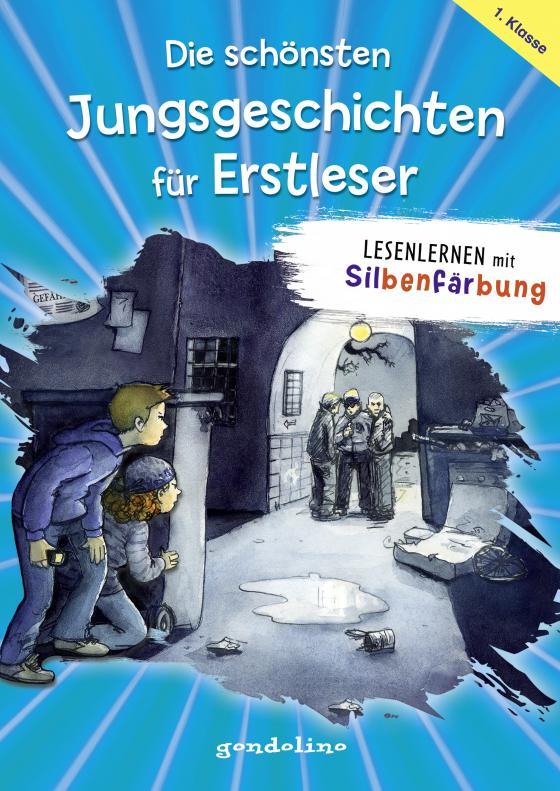 Cover-Bild Die schönsten Jungsgeschichten für Erstleser