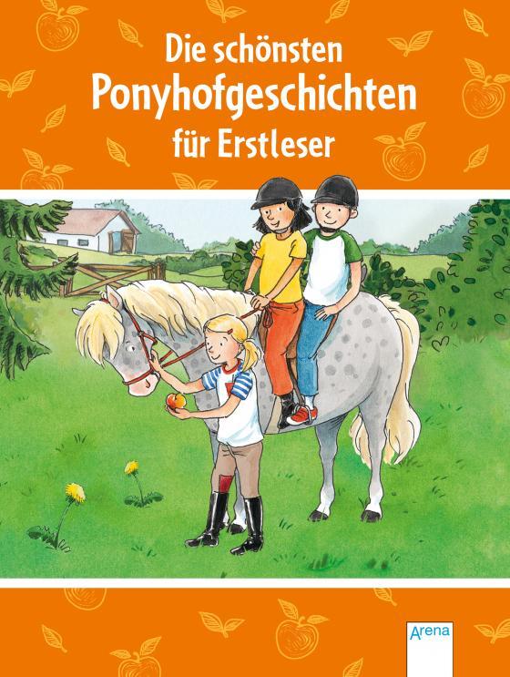 Cover-Bild Die schönsten Ponyhofgeschichten für Erstleser