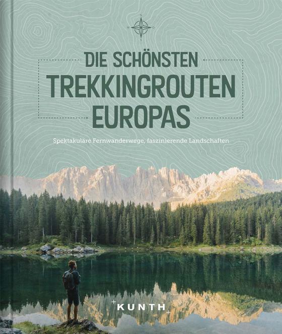 Cover-Bild Die schönsten Trekkingrouten Europas
