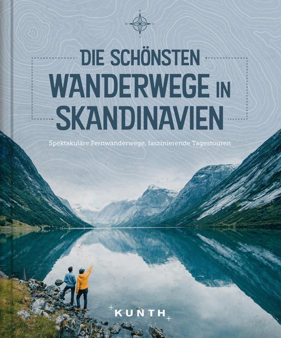 Cover-Bild Die schönsten Wanderwege in Skandinavien