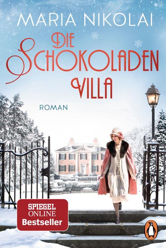 Cover-Bild Die Schokoladenvilla