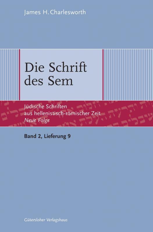 Cover-Bild Die Schrift des Sem