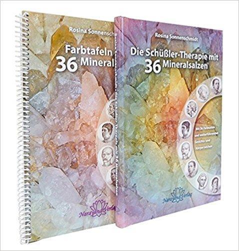 Cover-Bild Die Schüßler-Therapie mit 36 Mineralsalzen