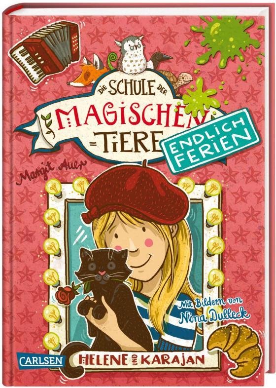 Cover-Bild Die Schule der magischen Tiere - Endlich Ferien 4: Helene und Karajan