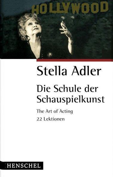 Cover-Bild Die Schule der Schauspielkunst