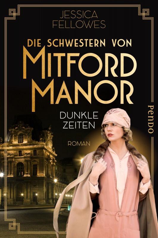 Cover-Bild Die Schwestern von Mitford Manor – Dunkle Zeiten