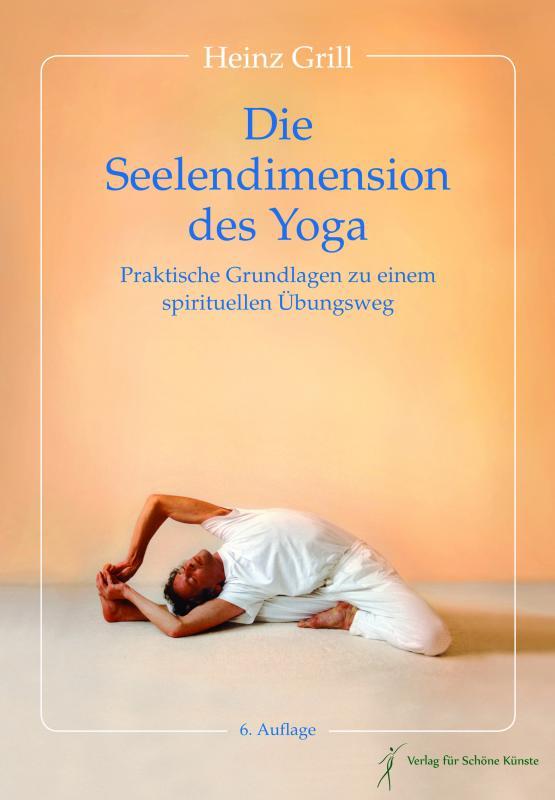 Cover-Bild Die Seelendimension des Yoga