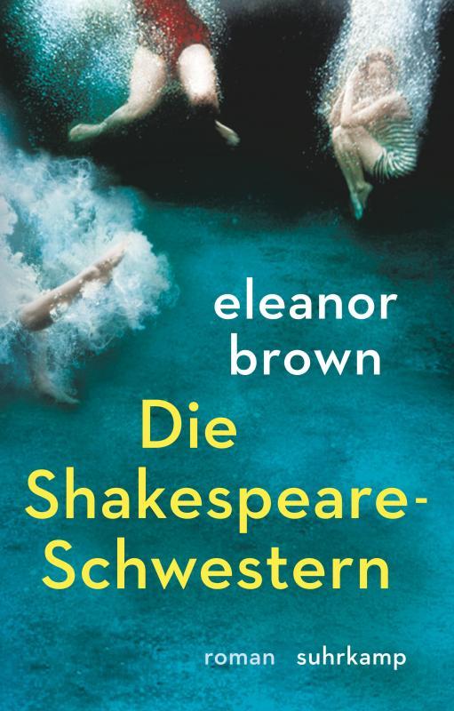 Cover-Bild Die Shakespeare-Schwestern