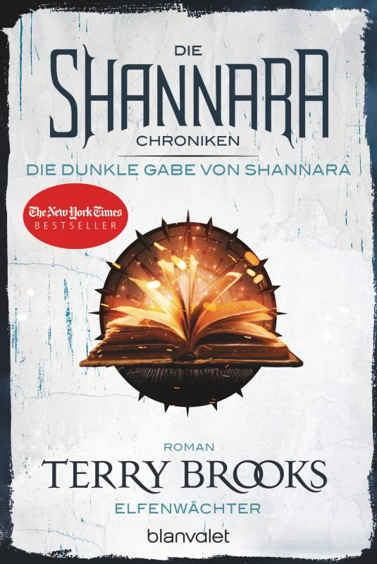 Cover-Bild Die Shannara-Chroniken: Die dunkle Gabe von Shannara 1 - Elfenwächter