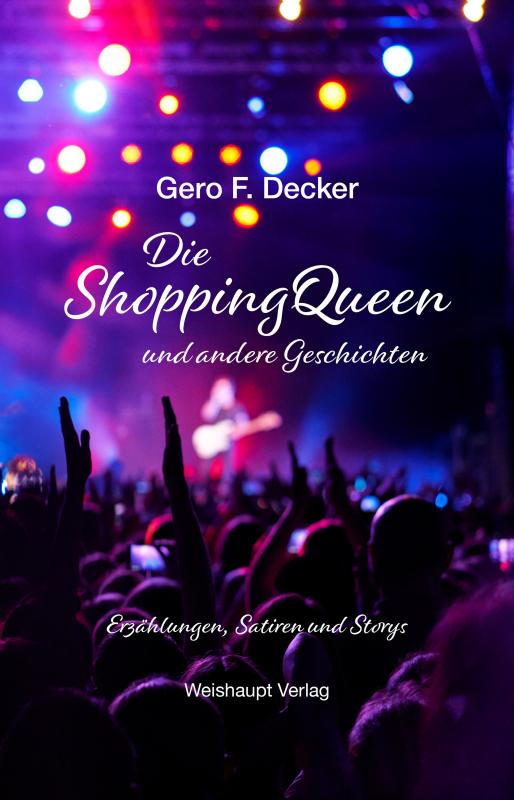 Cover-Bild Die ShoppingQueen und andere Geschichten