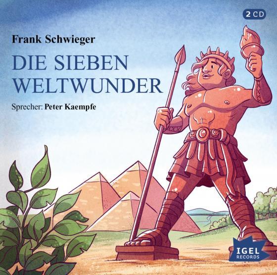 Cover-Bild Die sieben Weltwunder