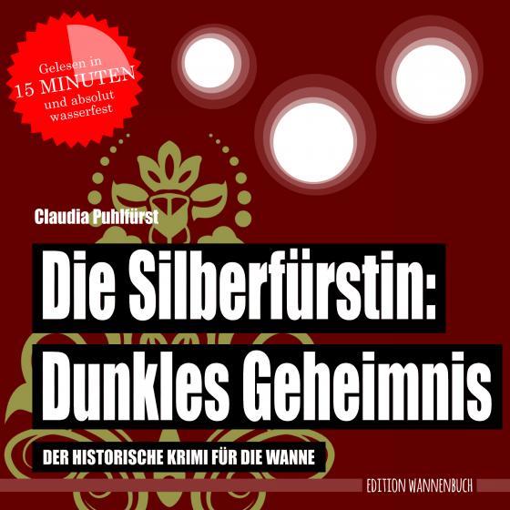 Cover-Bild Die Silberfürstin: Dunkles Geheimnis