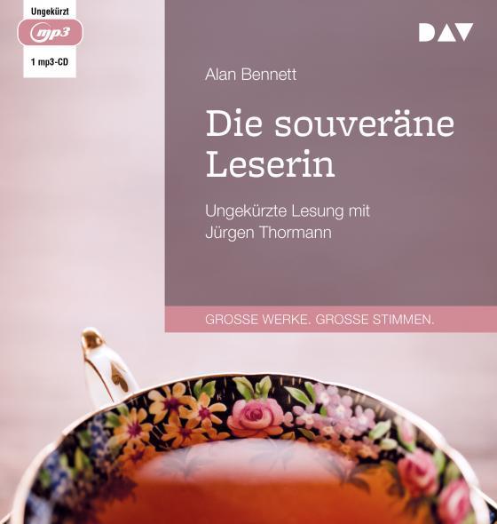 Cover-Bild Die souveräne Leserin