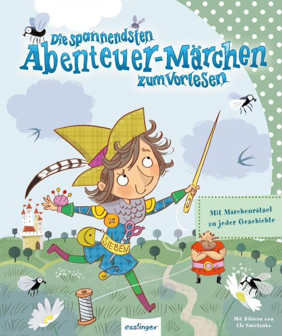 Cover-Bild Die spannendsten Abenteuer-Märchen zum Vorlesen