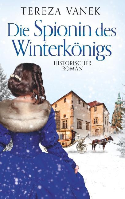 Cover-Bild Die Spionin des Winterkönigs