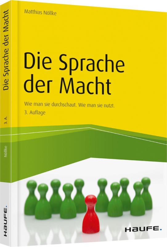 Cover-Bild Die Sprache der Macht