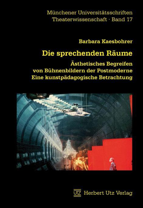 Cover-Bild Die sprechenden Räume