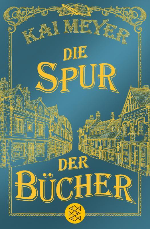 Cover-Bild Die Spur der Bücher