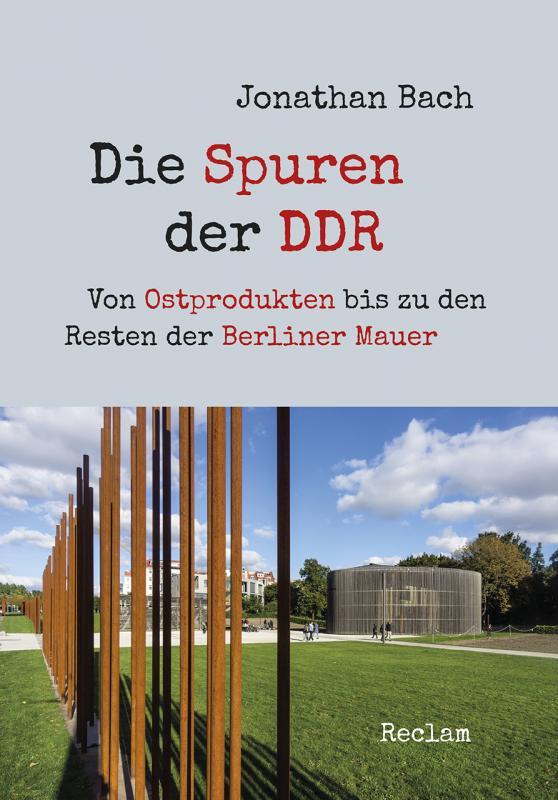 Cover-Bild Die Spuren der DDR
