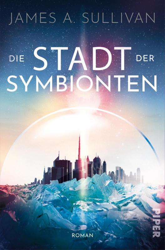 Cover-Bild Die Stadt der Symbionten