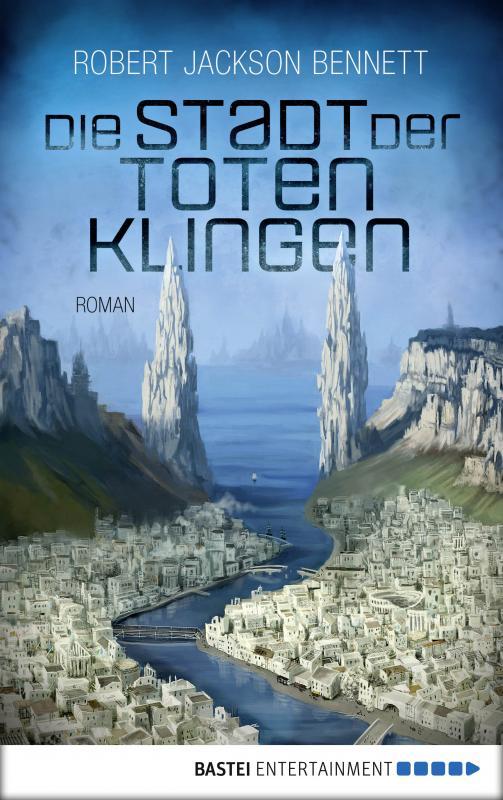 Cover-Bild Die Stadt der toten Klingen
