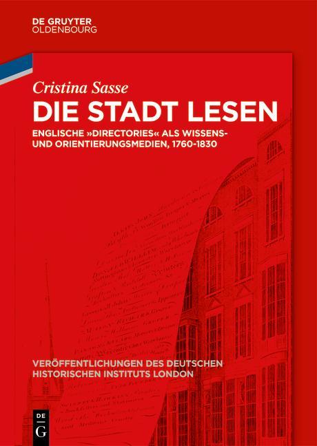 Cover-Bild Die Stadt lesen