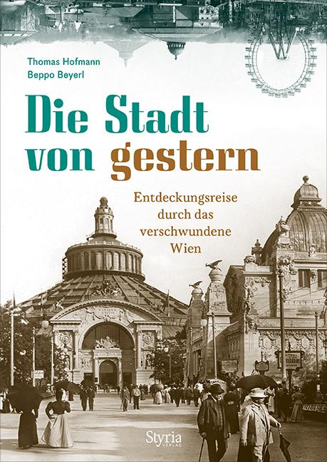 Cover-Bild Die Stadt von gestern
