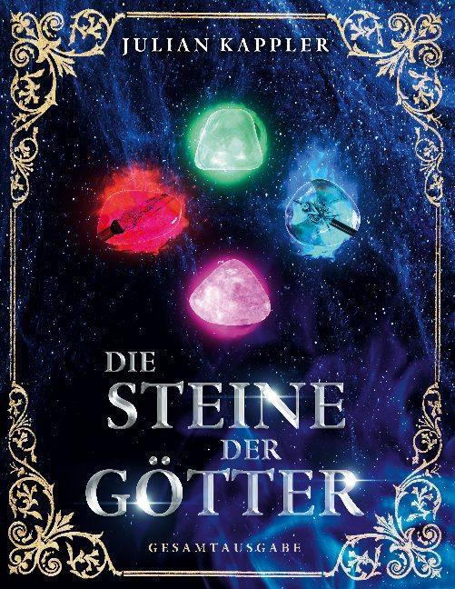 Cover-Bild Die Steine der Götter