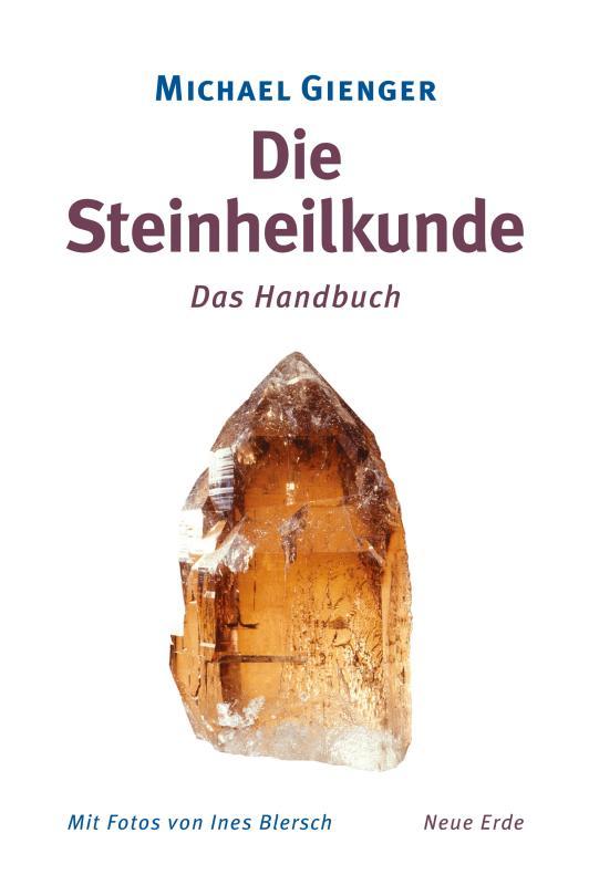 Cover-Bild Die Steinheilkunde