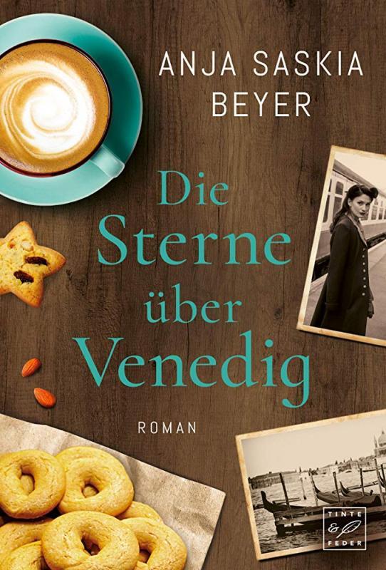 Cover-Bild Die Sterne über Venedig